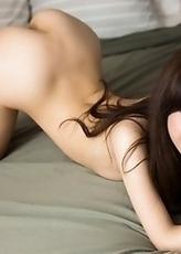 Despite stimulating her vagina with her nurse fingers