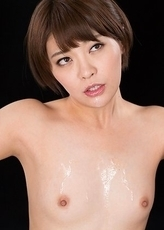 Mai Miori Cum Covered Group Handjob